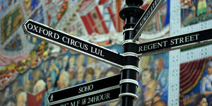 Westminster Sells Off Signposts