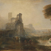 Joseph Mallord William Turner Caligula's Palace and Bridge exhibited 1831 Tate