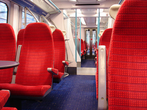 No One Dies Of Cholera On The Gatwick Express
