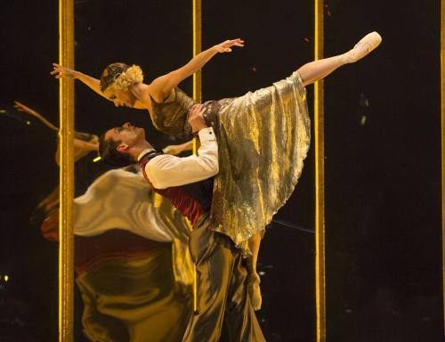 The Great Gatsby Ballet: Heartache, Beautiful Choreography And 1920s Glamour