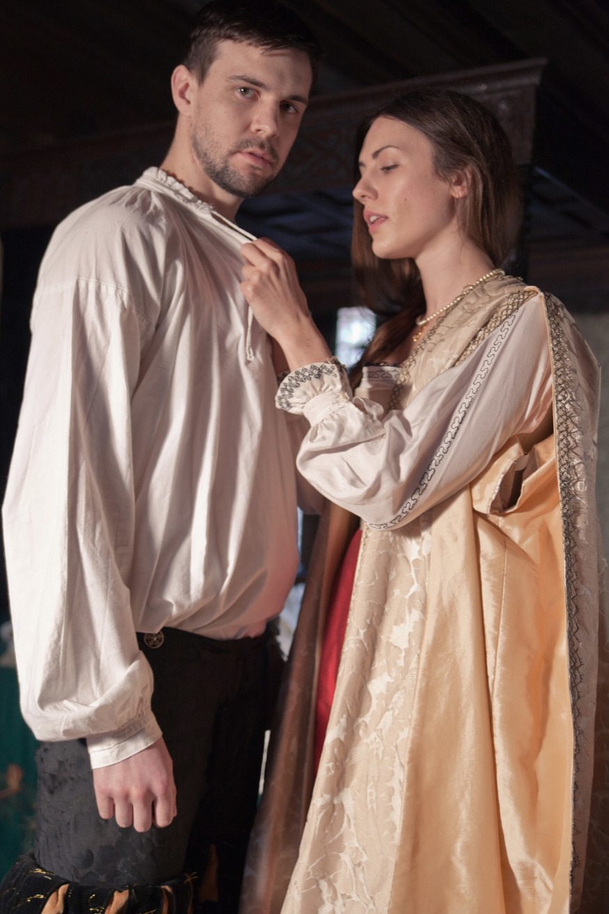 See Anne Boleyn Play Staged At The Tower of London