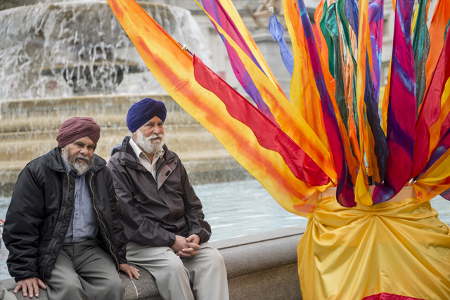 In Pictures: Vaisakhi Festival 2013