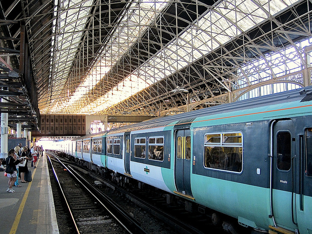 Bits Of London Bridge Station Will Move To Wales