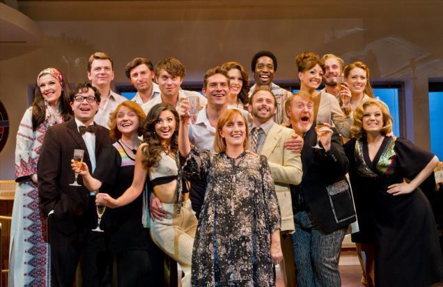 Genius In Reverse: Merrily We Roll Along At Harold Pinter Theatre