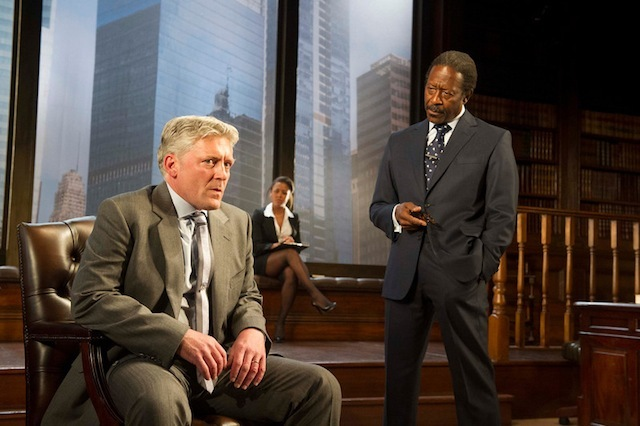 Race And Sex Take Centre Stage In Mamet's Punchy New Play