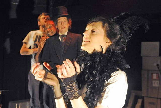Spaced Meets Dogme For Victorian In The Wall