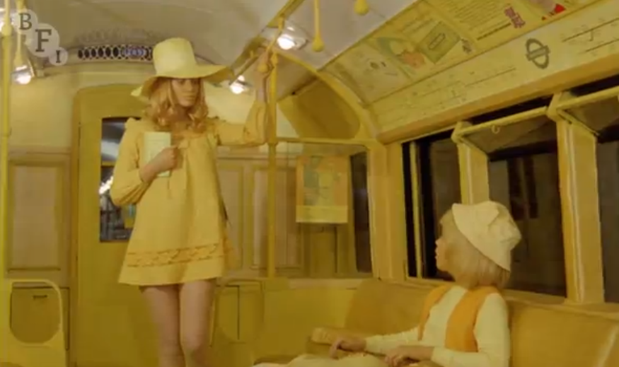 London Underground On Film: The Boy Who Turned Yellow