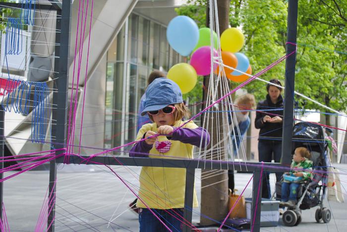 Celebrate Our City's Architecture: Archikids Festival 2013
