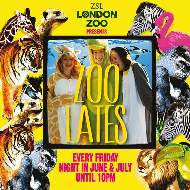 Get Wild After Dark At ZSL London Zoo