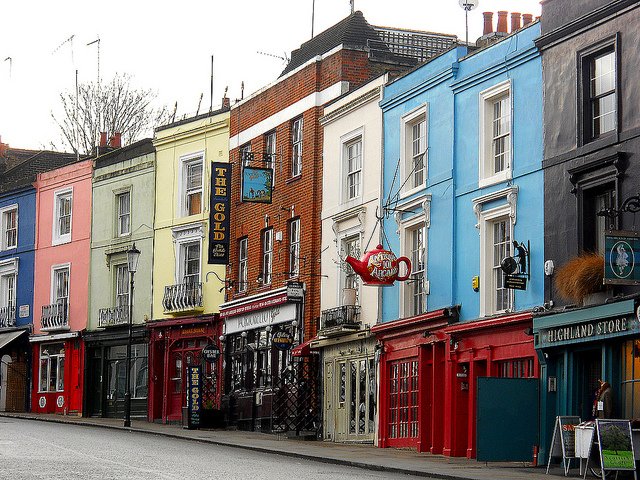 what s the best pub in notting hill londonist. Black Bedroom Furniture Sets. Home Design Ideas