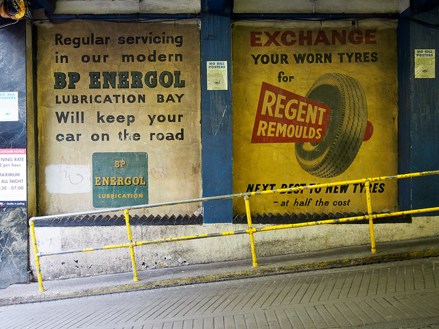 In Pictures: Ghost Signs