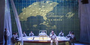 Walt Disney Opera Enjoys UK Premiere At The London Coliseum