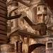 Emily Allchurch Urban Chiaroscuro 4: Rome (after Piranesi), 2012. Image courtesy Nancy Victor