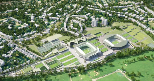Wimbledon Tennis Club: The Future