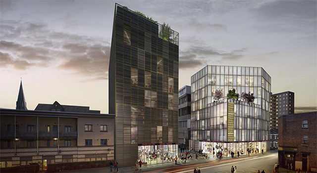 Plans For Hackney Fashion Hub Revealed