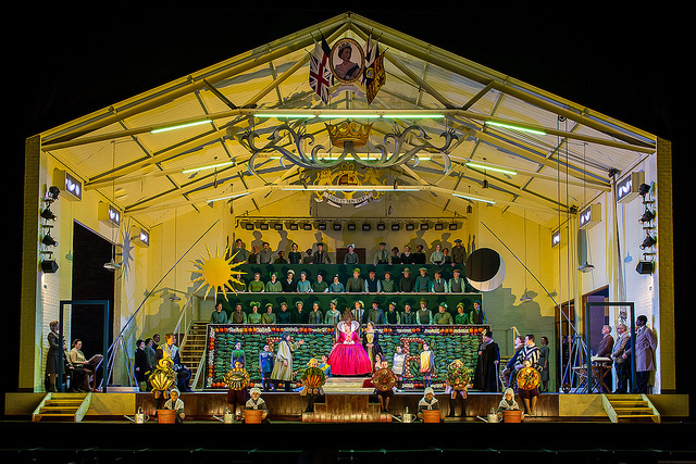 Gloriana: Dazzling Royal Lives On Stage At The Royal Opera House