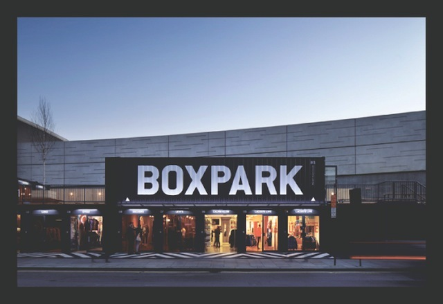 Super Shopping Weekend With 20% Off @Boxpark