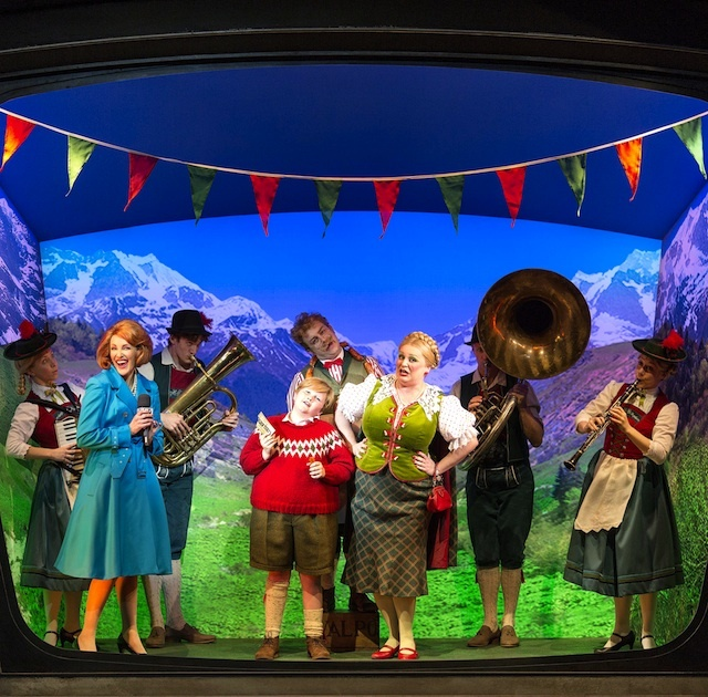 Charlie and the Chocolate Factory, the Gloops: Photo by Helen Maybanks