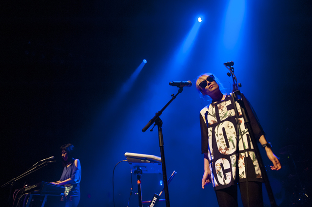 Cibo Matto live at Queen Elizabeth Hall.
