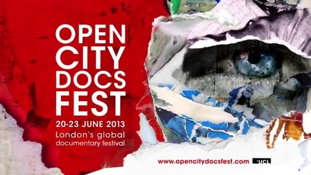 Open City Docs Screens Over 100 Documentaries From Around The World