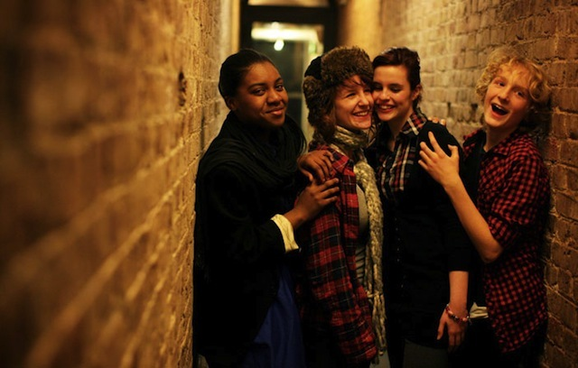 Calling 11-25 Year Olds: Come To Roundhouse Open Day