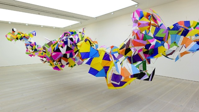New Exhibition Shows The World Manifested Through Paper