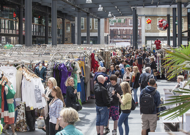 Spitalfields Launches New Saturday Style Market