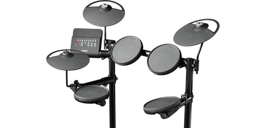 Win A Silent Drum Kit From Yamaha Music London