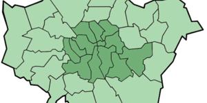 How The London Boroughs Got Their Names