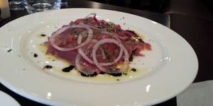 Dining Beyond Zone 1: Luciano's London, SE12
