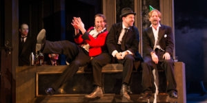 Gold Star Acting In Twelfth Night At Hampstead Theatre