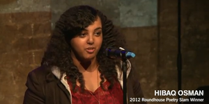 Young People! Enter The Roundhouse Poetry Slam