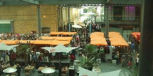 Pop-up Tech Fair At Spitalfields Market