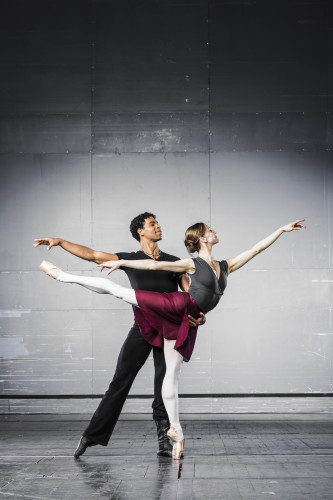 Carlos Acosta and Marianela Nunez. Photo: Johan Persson