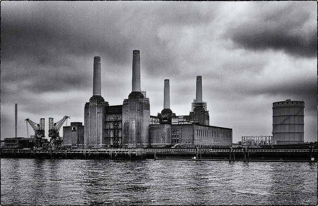 Battersea Power Station Chimneys Could Be Demolished