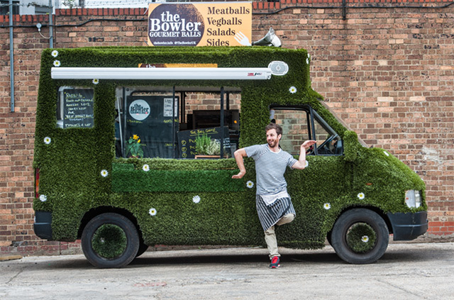 Truck Stop: Britain's Best Food Trucks Come To Canary Wharf