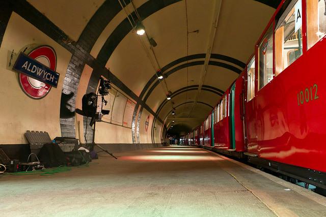 Aldwych Station To Open For Secret Underground Journey