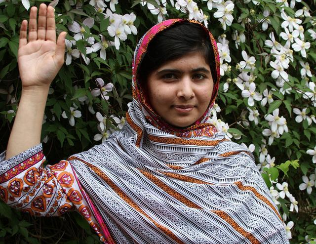 Celebrate Martin Luther King, Nelson Mandela And Malala Yousafzai