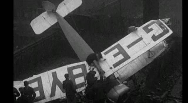 Ever Heard Of The Brixton Plane Crash?