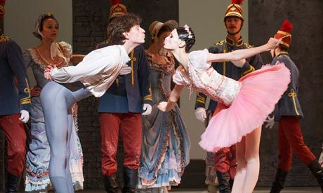 Moscow Stanislavsky Ballet Proves Seriously Playful At The Coliseum