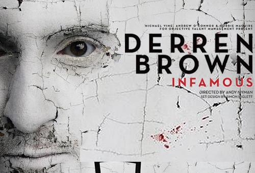 Theatre Review: Derren Brown: Infamous @ Palace Theatre