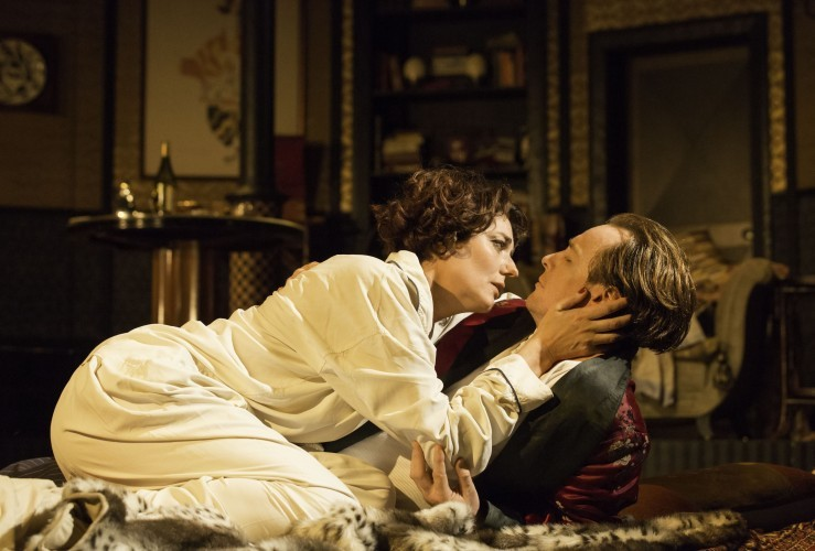 Private Lives At The Gielgud Theatre