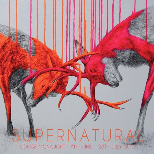 Celestial Bestiary: Louise McNaught's SuperNatural