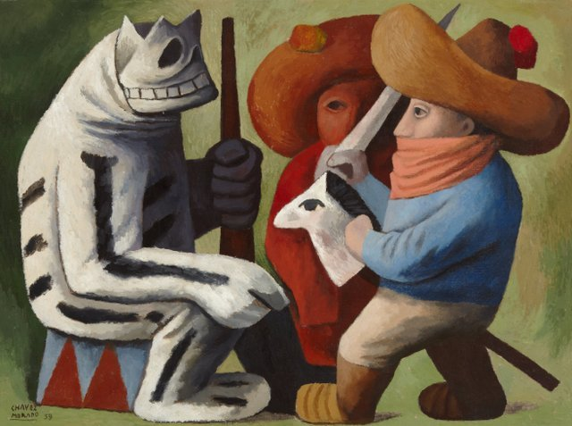 Mexico: A Revolution In Art At The Royal Academy