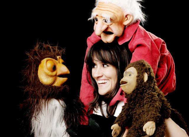 Nina Conti: Funny, Frank, Filthy Ventriloquism