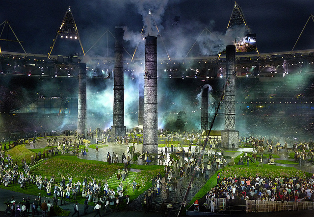 The London 2012 Olympic Opening Ceremony: One Year On