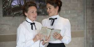 Girls At University? Preposterous: Blue Stockings At The Globe