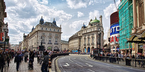 Pop-Up Shop For Piccadilly As 7,000 London Retail Units Lie Empty