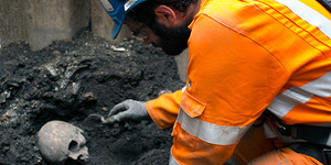 Crossrail Dig Uncovers Bedlam Burial Site