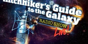 See Hitchhiker's Guide Live - With Neil Gaiman